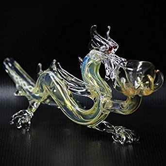 CHINESE-DOWNTOWN-DRAGON-FLYING-WINGS-INCENSE-HOOKAH-ANIMAL-SMOKING