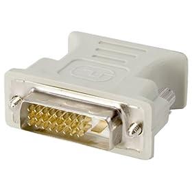 KingWin DVI-D Male to VGA HD 15 Female Adapter (ADP-04)