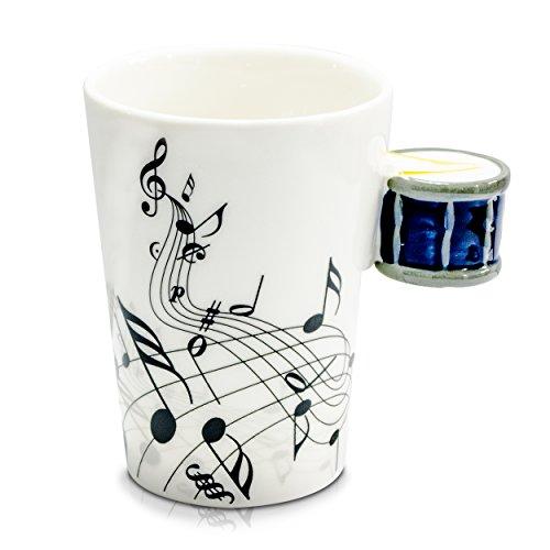 venkon-keramiktasse-mit-trommel-als-henkel-in-hochwertiger-geschenkbox-200-ml-fur-heisse-und-kalte-g