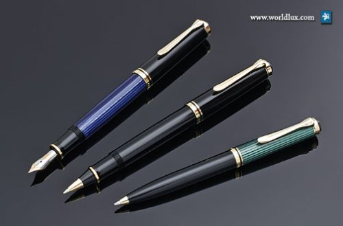 Pelikan 600 Series Fountain Pen - Black, Fine Nib 980128 - Buy Pelikan 600 Series Fountain Pen - Black, Fine Nib 980128 - Purchase Pelikan 600 Series Fountain Pen - Black, Fine Nib 980128 (Pelikan, Office Products, Categories, Office & School Supplies, Education & Crafts)