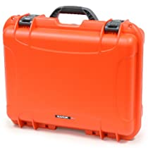 Nanuk 930 Case with Cubed Foam (Orange)