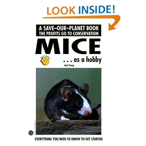 Mice As a Hob|||(Save-Our-Planet) Jack Young