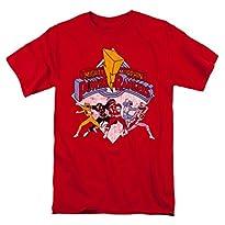Mighty Morphin: Power Rangers - Retro Ranger T-Shirt