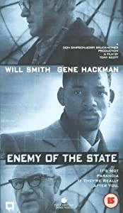 Enemy Of The State [VHS] [UK Import]