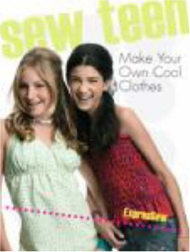 Sew Teen: Make Your Own Cool Clothes front-18080