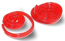 Haribo, Red Licorice Wheels (1.900 Lbs)