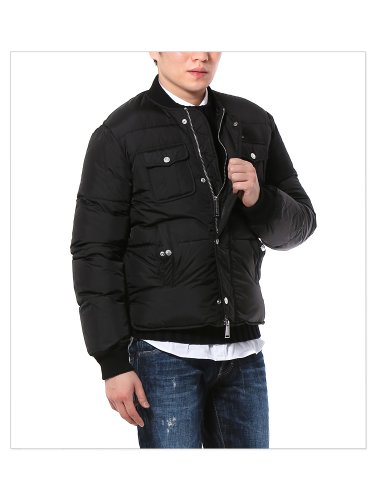 DSQUARED2 Mens Duck Down Padded Jacket<br />