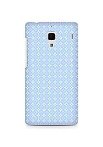 Amez designer printed 3d premium high quality back case cover for Xiaomi Redmi 1S (Cool Pattern19)