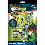 Ben 10 Ultimate Alien: Sticker Paradise