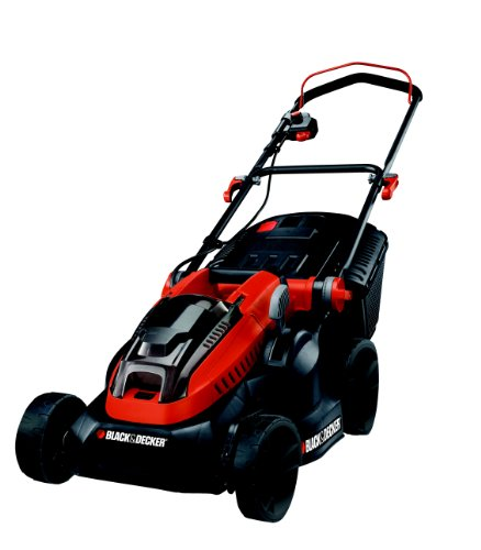 Black & Decker CLM3820L2-GB 36V 2.0Ah Lawn Mower with 2 Batteries