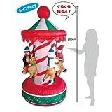 【クリスマスエアブロウ】フェアリーランド  / お楽しみグッズ(紙風船)付きセット [おもちゃ&ホビー]