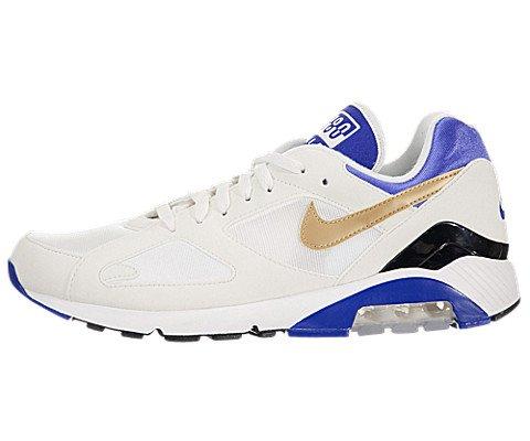 Nike AIR MAX 180 'Berlin' BV7487 001 Size 8.5 UK: Amazon