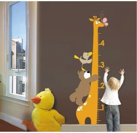 Baby Nursery Wall Murals back-1060649
