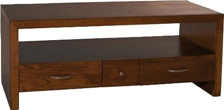 Nomades Design  500848 Meuble TV Bois/Contreplaqué 50 x 120 x 48 cm