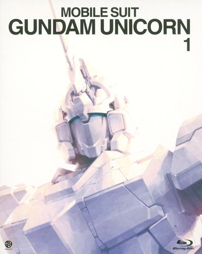 機動戦士ガンダムUC 1(ガンダム 35thアニバーサリー アンコール版) [Blu-ray] (2010)