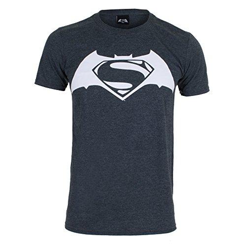 site pour des rencontres amicales DC-Comic-Batman-V-Superman-Logo-T-Shirt-