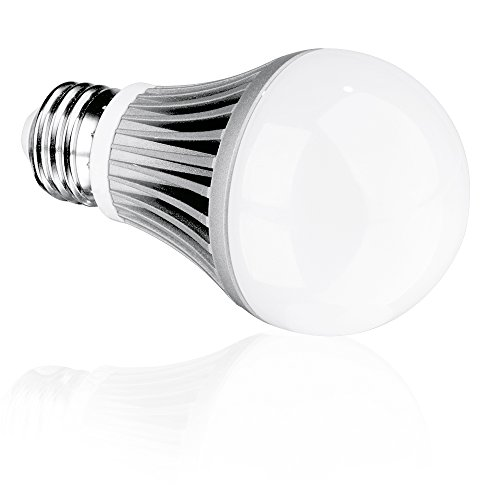 Aurora Dimmable 10W Led A19 Bulb, 630Lm, 50W Equivalent, 2700K (Warm White Light) - Ar-A19101/27