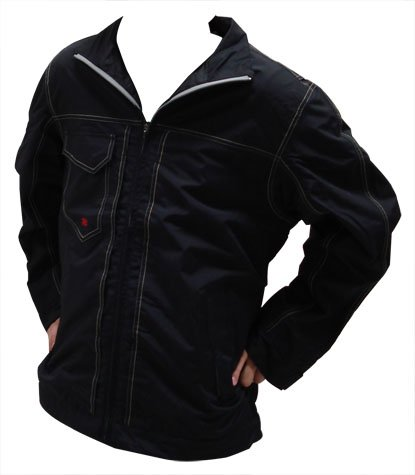 Empire Durango Jacket - Black Size: Large