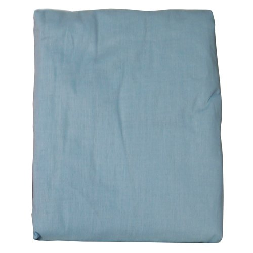 Kidiway Crib Fitted Sheet, Cool Blue