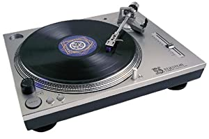 Stanton STR8-60 Direct Drive Turntable (Discontinued by Manufacturer)