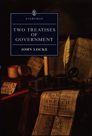 Two Treatises of Government (Everyman's Library (Paper)), John Locke, Mark Goldie