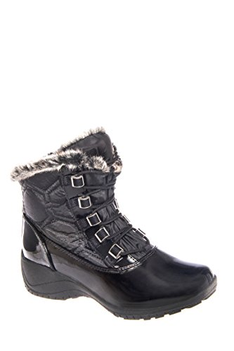 Annie Mid Wedge Ankle Snow Boot