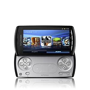 Sony Ericsson Xperia PLAY Sim Free Smart Phone with 8GB Memory Card