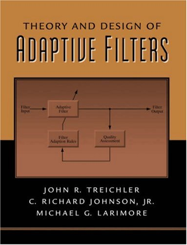 Theory and Design of Adaptive Filters