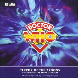 Geoffrey Burgon - Terror Of The Zygons