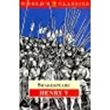 Henry V (The World Classics, the Oxford Shakespeare) (0192814389) by William Shakespeare