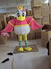 red red shop Mascot Costume Adult Character Costume Mascot As Fashion Free Shipping Cosplay Duck Que