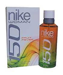 Nike N150 Fruit Fever EDT N/S for Women, Yellow, 150ml