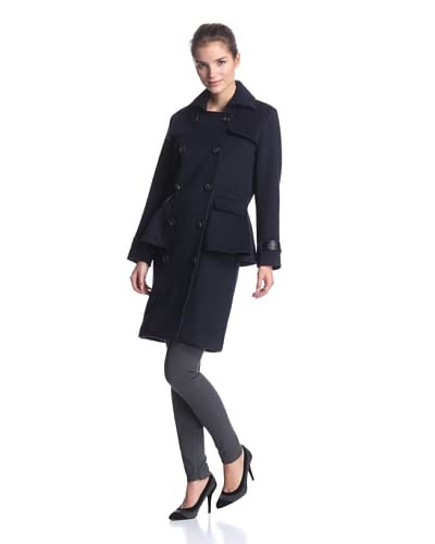 Ada Outerwear Women's Evelyn Double-Breasted Coat