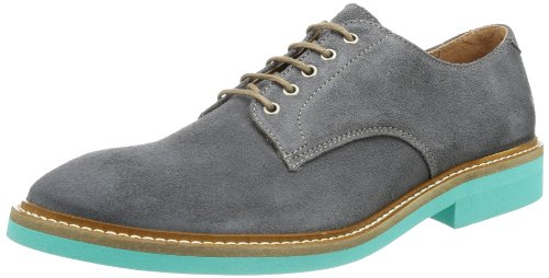 Selected Homme Men's Sel Theo Suede T Grey Lace Up 16030244 8 UK
