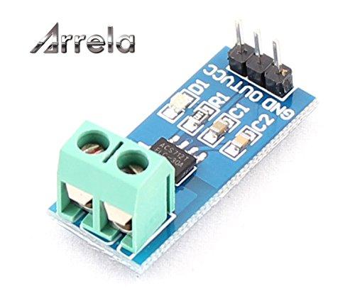 Arrela® Electrical Parts 30A Range Current Sensor Module Acs712