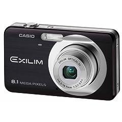Casio EXILIM EX-Z80 BK Digitalkamera