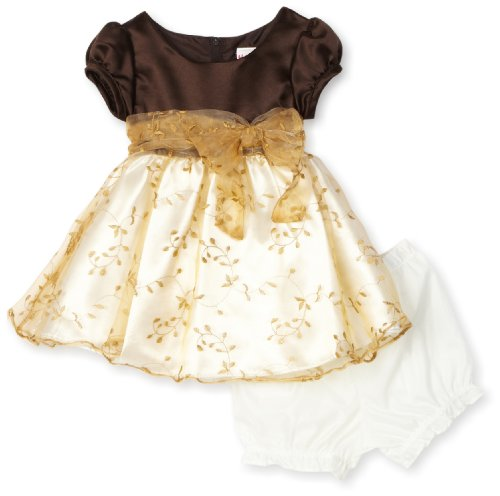 b00e99724 BABY DRESSES  Nannette Baby-girls Infant Embroidered Dress