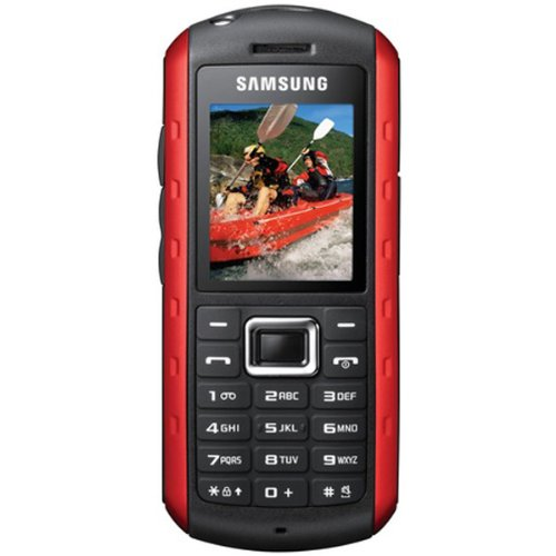 Link to Unlocked Samsung Xplorer B2100 Solid Extreme Anti-Shock Waterproof Quad-Band Phone Red -International version with Embedded Flashlight Big SALE