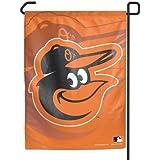 Baltimore Orioles Garden Flag - Gooney Bird, Orange with Shadow