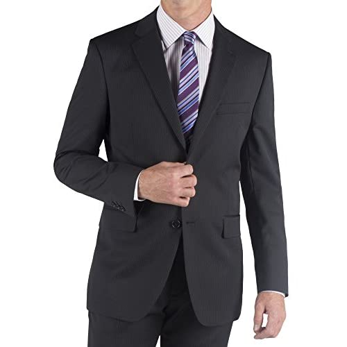 Best 10 Mens  Two Piece Single Breasted With Stripes Suits