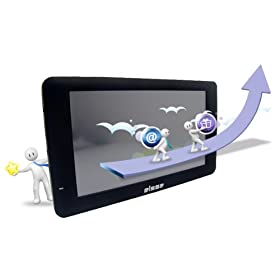Elsse (TM) 7-Inch Android Internet Touchscreen Tablet with Built in GPS, WIFI and much more- Black