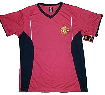 Manchester United Officially Licensed Home 2016 Soccer Shirt Football