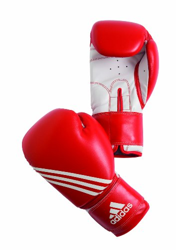 adidas Boxing glove Training red (Size: 12 oz)