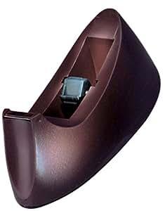 Charles Leonard Inc. Tape Dispenser, Brown (900-BN)