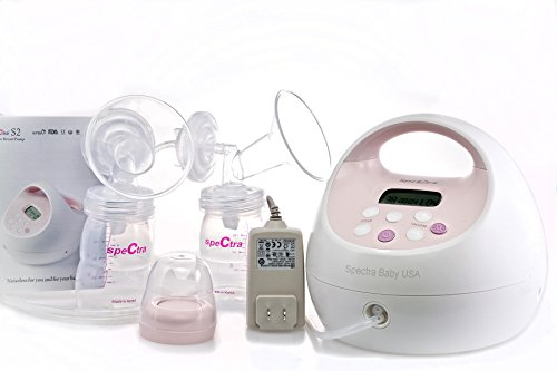 Spectra Baby USA S2 Hospital Grade Double/single Breast Pump by Spectra Baby USA - 1
