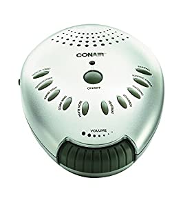 Conair SU1W Sound Therapy Sound Machine SU1W