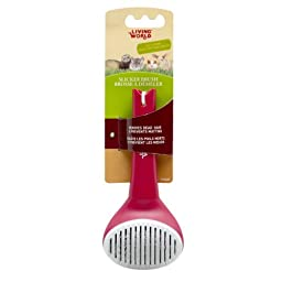 Living World Animal Slicker Brush, Small