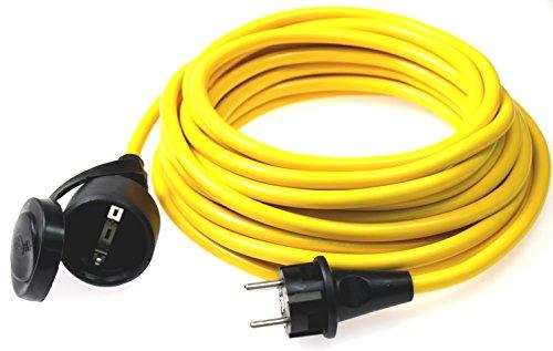 as-Schwabe-60352-Verlngerungskabel-10m-K35-gelb-IP44-fr-Aussenbereich-230-Volt