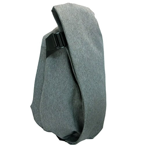 (コート・エ・シエル)Cote&Ciel コート&シエル リュックサック バックパック 27701 Isar Rucksack L Eco Yarn 15?17インチラップトップ対応 ブラックメランジ [並行輸入品]