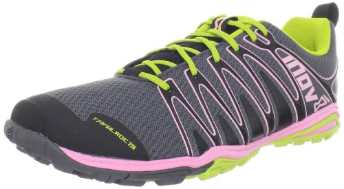 Inov-8 Women's Trailroc 226 Trail Running Shoe,Grey/Lime/Pink,11 M US